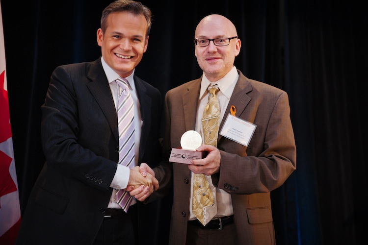 Champion of Mental Health Award