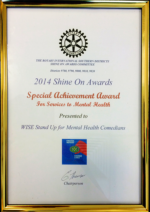 Shine On Award
