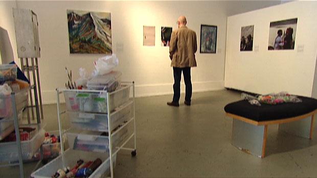 CBC TV Gallery Gachet